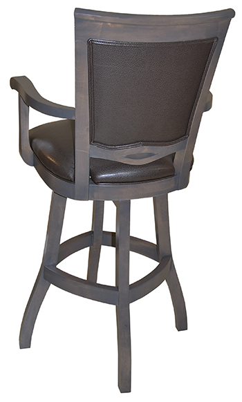 Tobias Designs 400 With Arms Barstool