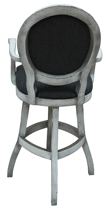 Tobias Designs 500 With Arms Melina Barstool