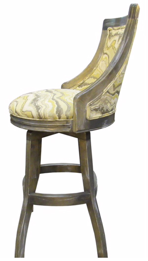 Phenomenal Tobias Designs Bali With Arms S Base Barstool Ncnpc Chair Design For Home Ncnpcorg