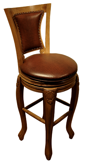 Tobias Designs Thai Josh Base Barstool