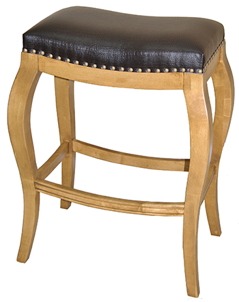 Macau Backless Stool