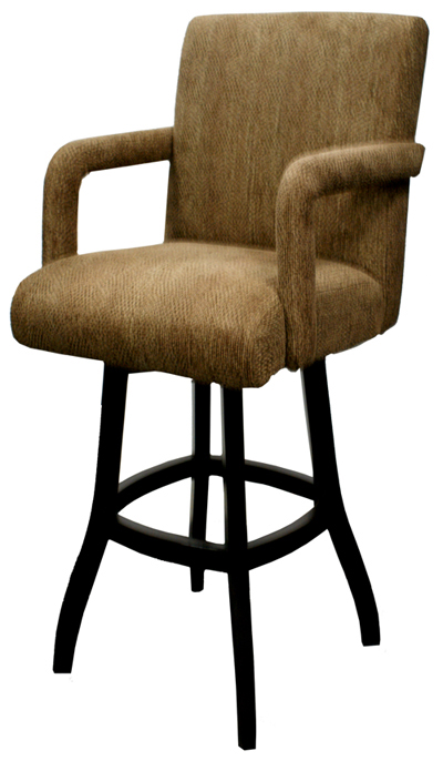 Tobias Designs Somerville On S Base Barstool