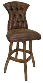 601 Armless Bar Stool