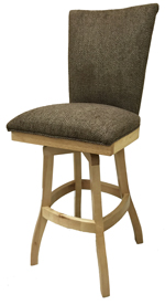 Tobias Designs Wood Barstool Selection