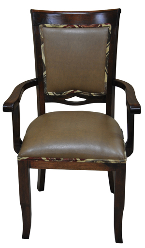 400 Straight Side Chair With Arms