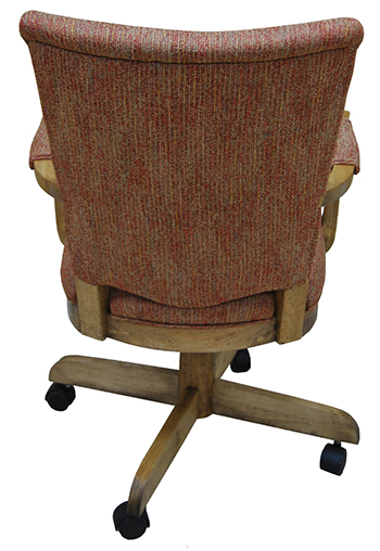 401 Caster Chair back
