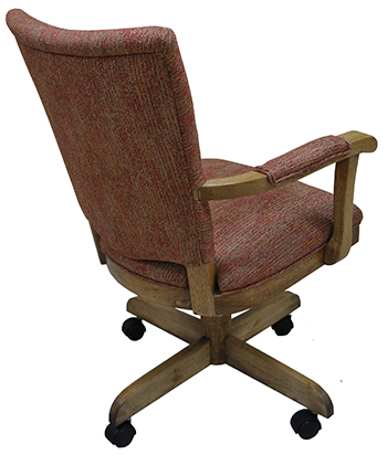 401 Caster Chair side