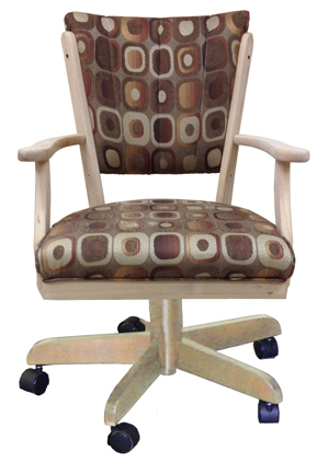 Tobias Designs Classic With Arms Chair