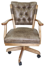 Vintage Caster Chair