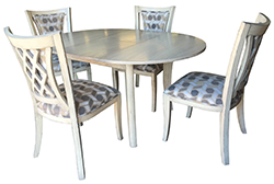 Thai Chairs 42x42x60 Table