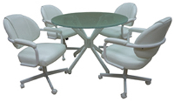 M-70 Caster Chairs 42