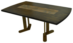 36x72 Table Wayne Base Tile Top