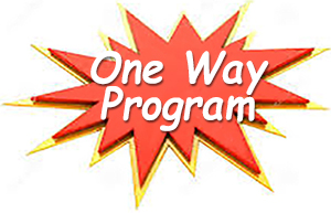 One Way Program