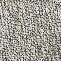 Knobbly White Linen - Grade B